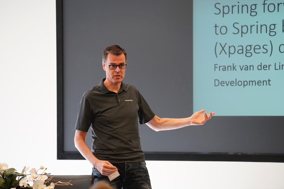 Frank van der Linden - Spring forward: an introduction to Spring boot and Thymeleaf for (Xpages) developers